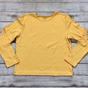 Hannah Marigold Long Sleeve Cotton T